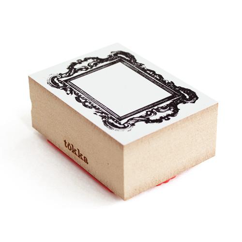 tokka フレームスタンプ 2nd 大 (記念切手サイズ)