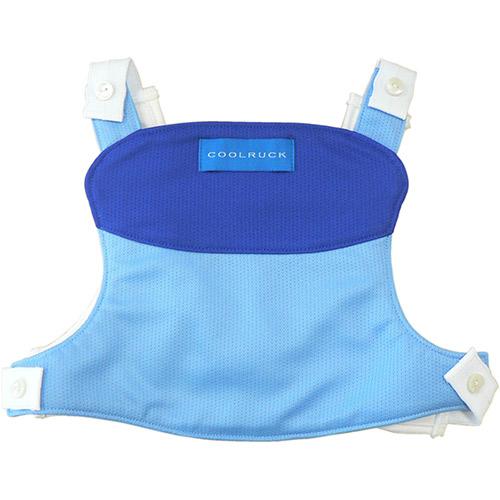 山本縫製 クールリュック 子供サイズ ブルー/ライトブルー 155cm