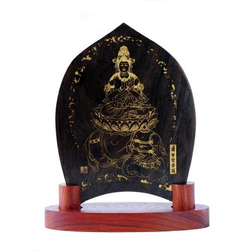 仏像ワールド 普賢菩薩 みほとけ護符