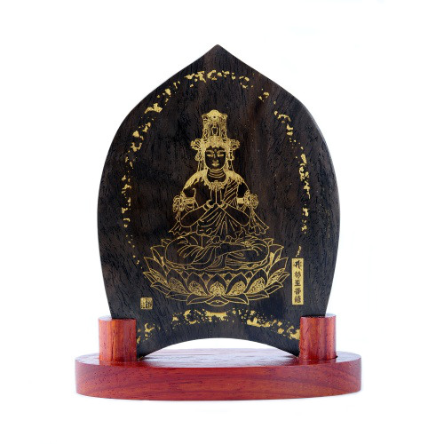 仏像ワールド 勢至菩薩 みほとけ護符