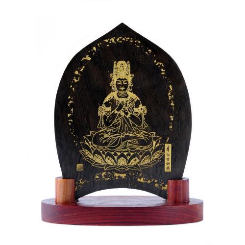 仏像ワールド 大日如来 みほとけ護符
