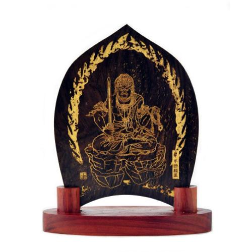 仏像ワールド 不動明王 みほとけ護符
