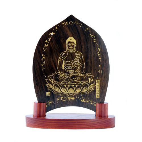 仏像ワールド 阿弥陀如来 みほとけ護符
