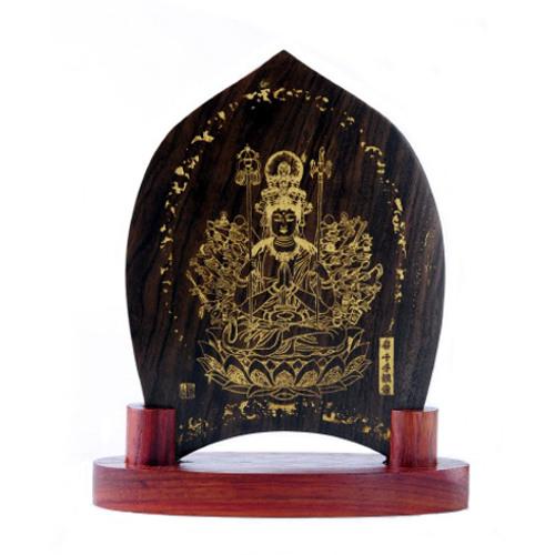 仏像ワールド 千手観音 みほとけ護符