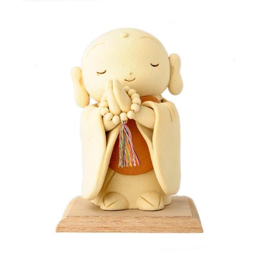 仏像ワールド お地蔵さん 希望 荒木忍陶芸作品