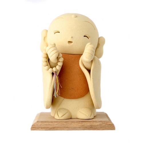 仏像ワールド お地蔵さん 期待 荒木忍陶芸作品