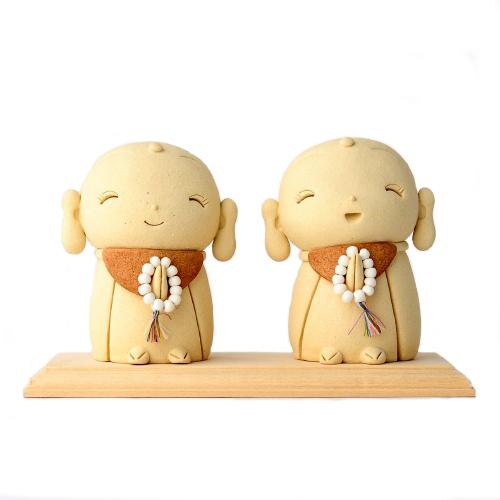 仏像ワールド お地蔵さん ぬくもり 荒木忍陶芸作品