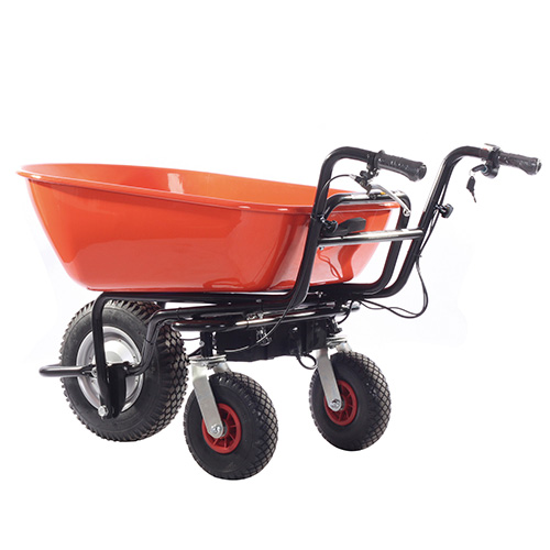 ホームクオリティ 電動三輪車 パワーキャット バケット荷台タイプ