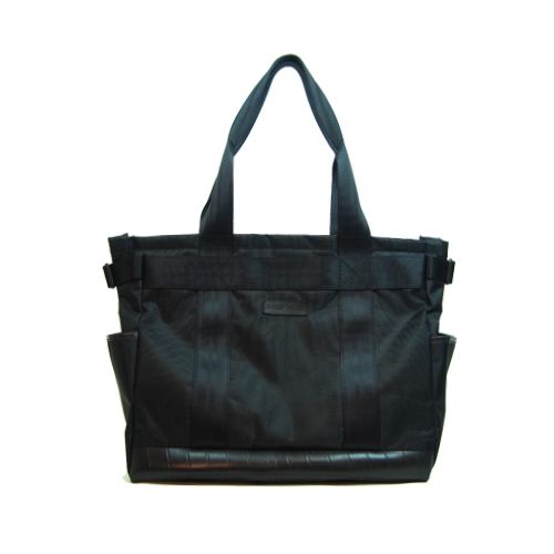 RUBBER KILLER B Wide Tote Bag