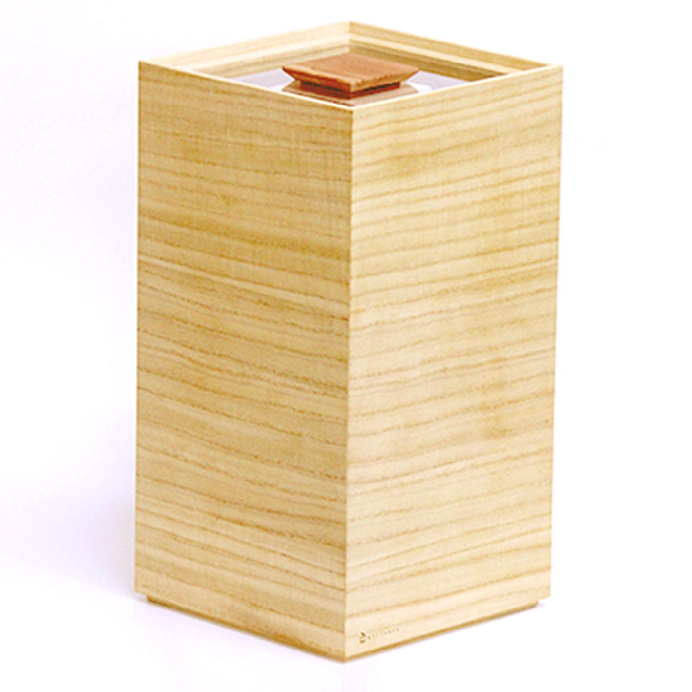 増田桐箱店 桐製米びつ 10kg