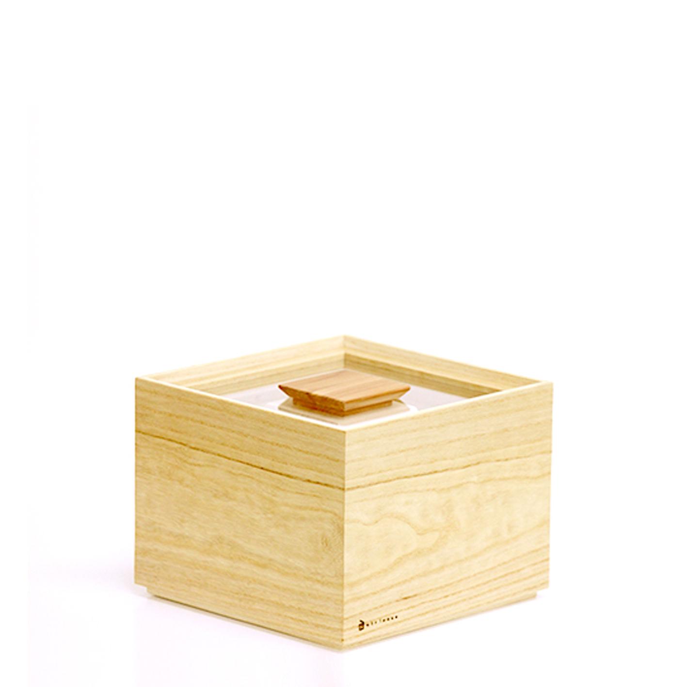 増田桐箱店 桐製米びつ 3kg