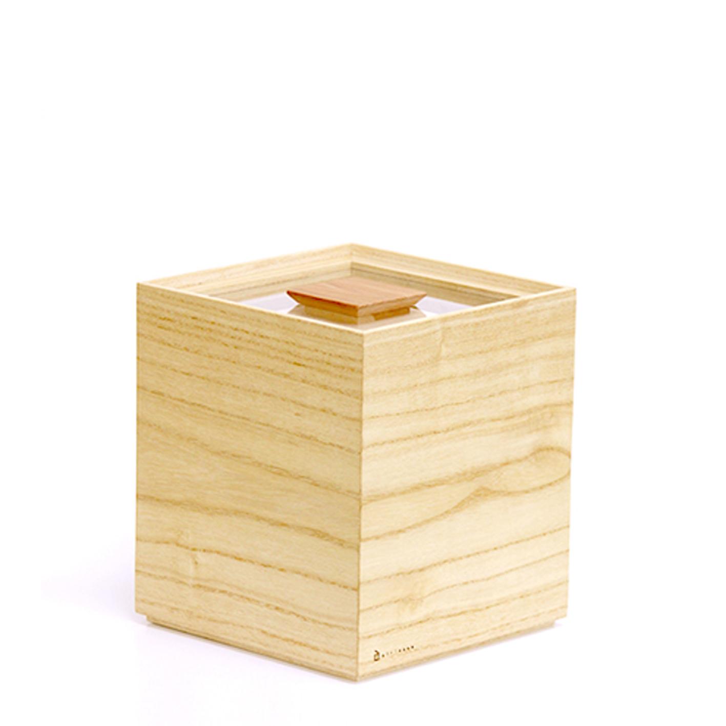 増田桐箱店 桐製米びつ 5kg