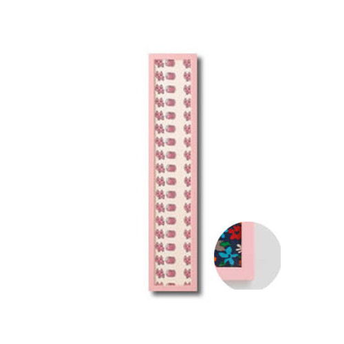 岐阜の木工屋 手ぬぐい額ハーフサイズカラータイプ ピンク 190×917mm