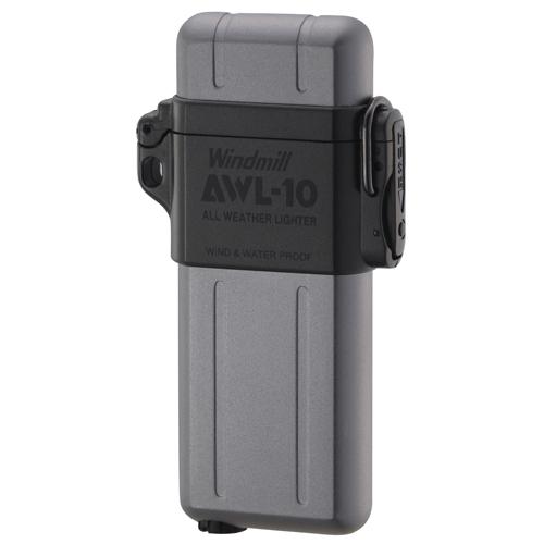 ウインドミル ターボライター AWL-10(アウルテン)ガンメタル