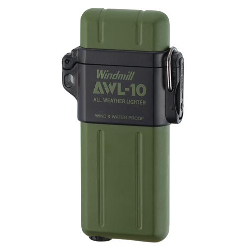ウインドミル ターボライター AWL-10(アウルテン)ミリタリーグリーン