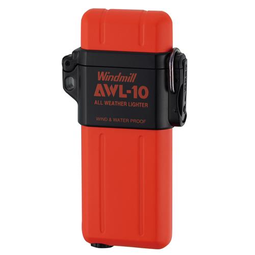 ウインドミル ターボライター AWL-10(アウルテン)オレンジマット