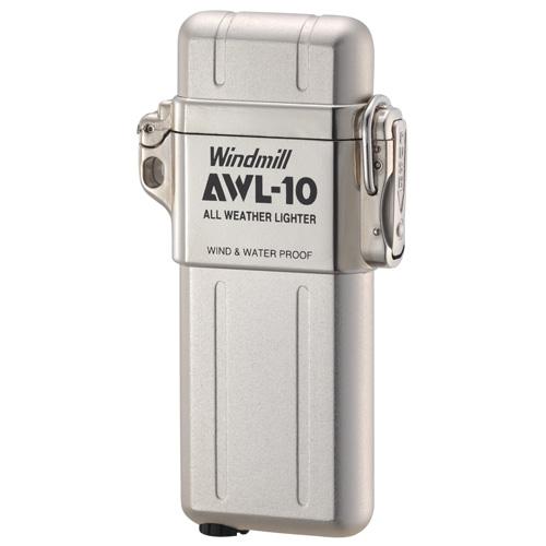 ウインドミル ターボライター AWL-10(アウルテン)白ベロア