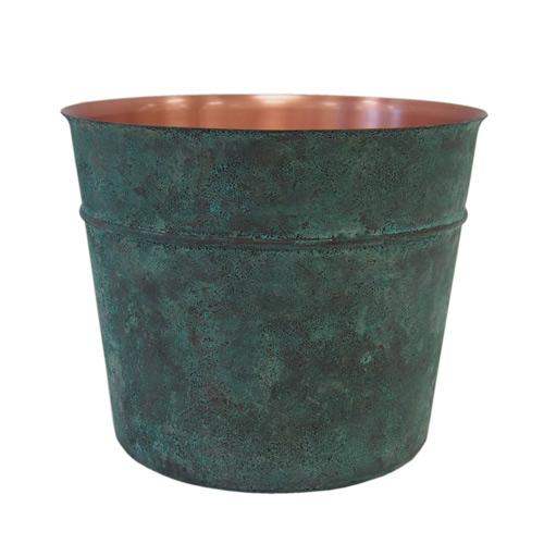 モメンタムファクトリー・Orii tone bucket L green