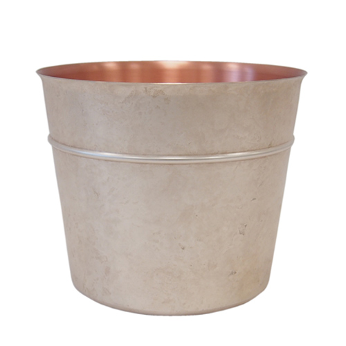 モメンタムファクトリー・Orii tone bucket L silver