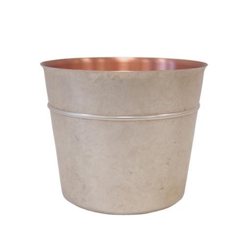 モメンタムファクトリー・Orii tone bucket M silver