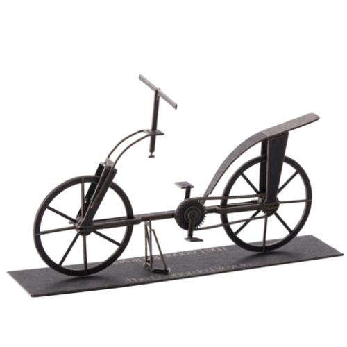 エアロベース 紙の自転車シリーズ K004 ダ・ヴィンチの自転車