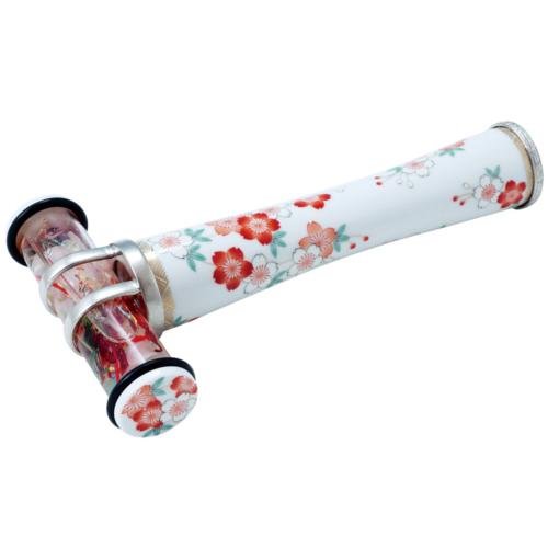 有田焼万華鏡 香蘭社 「桜」 T型オイルワンドスコープ