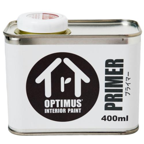 オプティマス インテリアプライマー(下地塗料)400ml缶
