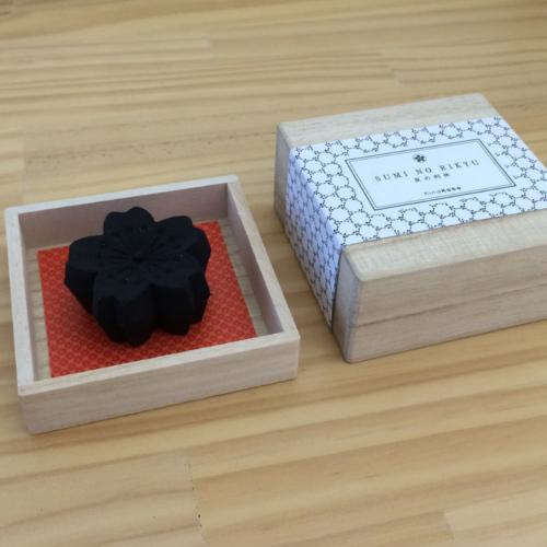 kinokoto 炭の利休(脱臭・除湿材)さくら