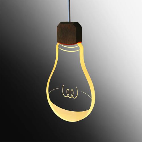 Feel Lab(フィールラボ)LEDペンダントライト LiLi(ライライ)ろうそく色