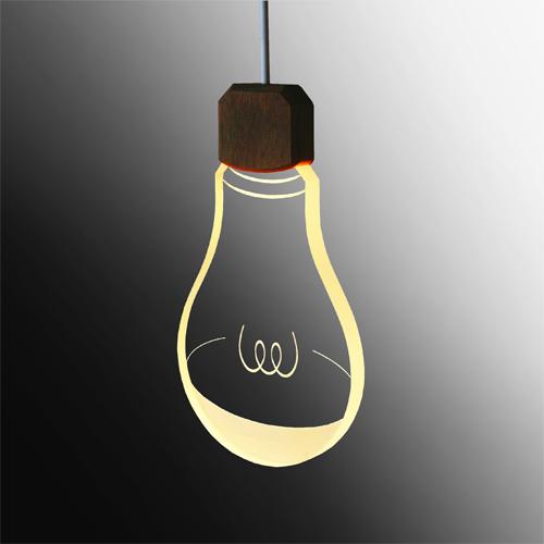 Feel Lab(フィールラボ)LEDペンダントライト LiLi(ライライ)電球色
