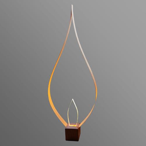 Feel Lab(フィールラボ)LEDライト Hinoko ろうそく色