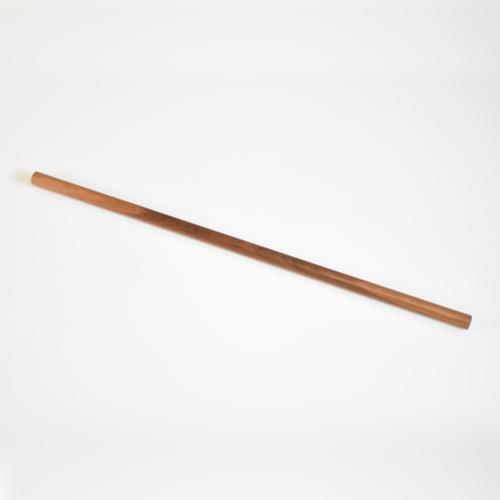 そば打ち道具 麺棒 ウォールナット 28×900mm