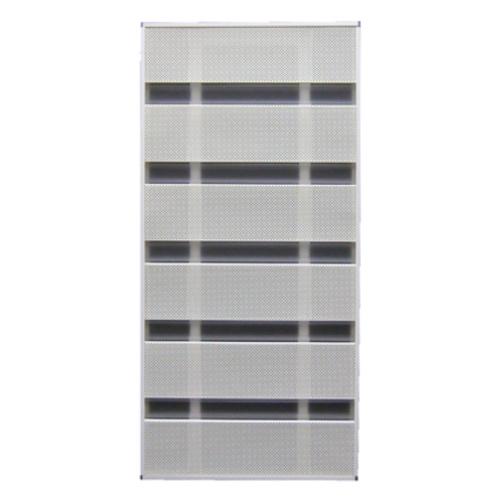 MORISON 窓の目隠しルーバー サンシャインウォール 規格品 W-01 幅50.5×高107.3cm