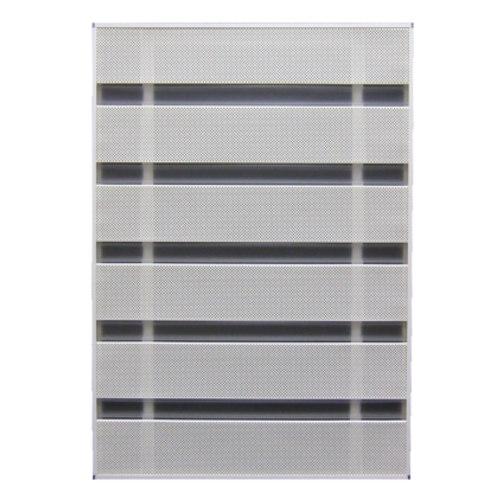 MORISON 窓の目隠しルーバー サンシャインウォール 規格品 W-02 幅74×高107.3cm