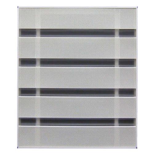MORISON 窓の目隠しルーバー サンシャインウォール 規格品 W-05 幅74×高88.8cm