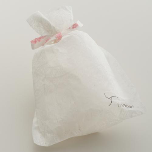 越前和紙袋 A4(TSUBOMIロゴ入)