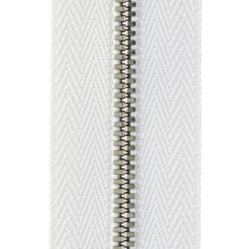 YKK® EXCELLA® エクセラ® ファスナー 3号 ニッケル 100cm 3SGWP