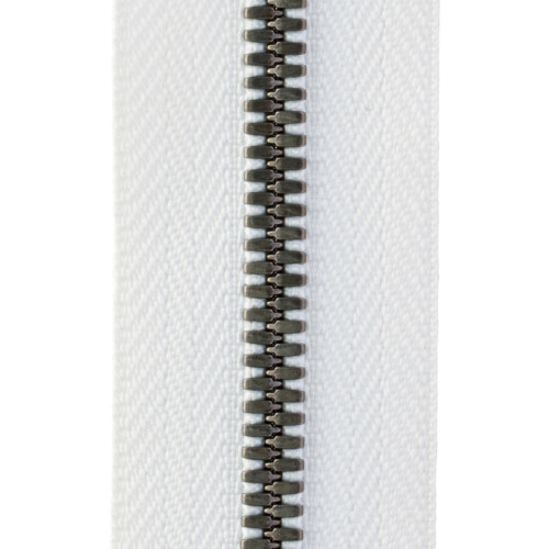 YKK® EXCELLA® エクセラ® ファスナー 5号 アンティークシルバー 100cm 5SGWH3