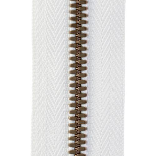 YKK® EXCELLA® エクセラ® ファスナー 5号 アンティークブラス 100cm 5SGWI