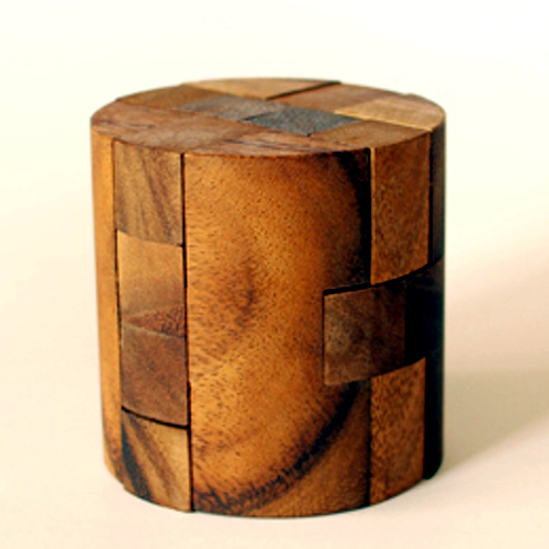 tree made 木製立体パズル「ミケランジェロ」