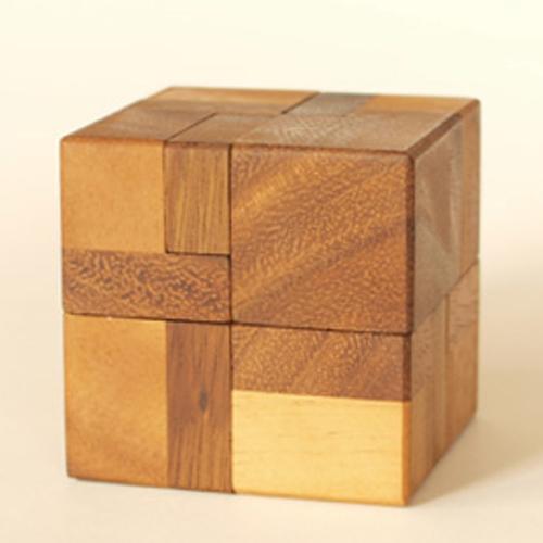 tree made 木製立体パズル「ミレー」
