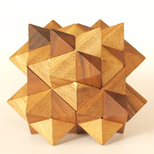 tree made 木製立体パズル「パブロ・ピカソ」