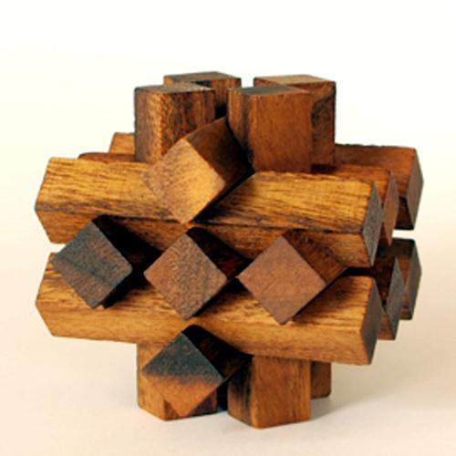 tree made 木製立体パズル「スーラ」