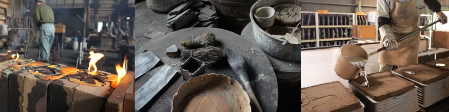 希少な伝統技術の魅力を今に活かす、ナガエのデザインブランド、naft