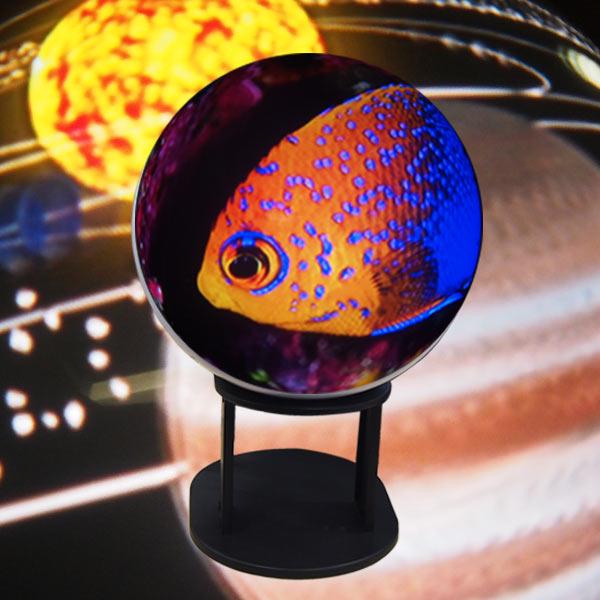 地球儀型投影機