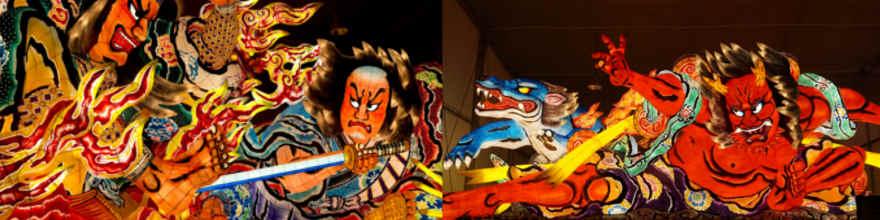 250万人の観光客が訪れる、東北三大祭りのひとつ「青森ねぶた祭」
