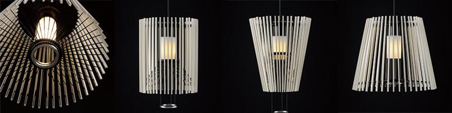 伝統×デザインで生まれた表情を変える照明