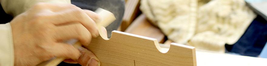 創業85年を超える歴史が培った匠の技