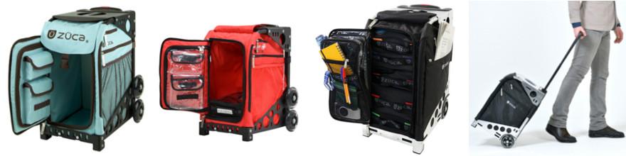 出し入れしやすく運びやすい。使って惚れ込む、高機能バッグ
