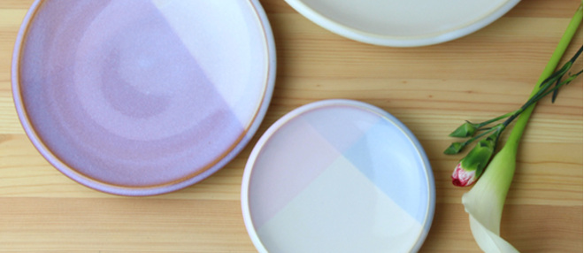 ふだん使いの伝統陶器